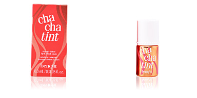 Blusher CHA CHA TINT mango-tinted lip & cheek stain Benefit