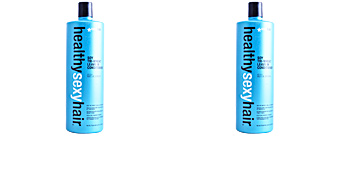 Hair repair conditioner HEALTHY SEXYHAIR soy tri-wheat leave-in conditioner Sexy Hair