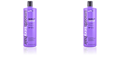 Anti frizz hair products SMOOTH SEXYHAIR anti-frizz conditioner Sexy Hair