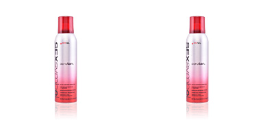 SEXSYMBOL aerotan instant temporary tanning spray Sexy Hair