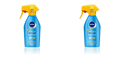 Corporais SUN PROTEGE & BRONCEA SPF50 spray Nivea