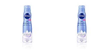 Hidratante corporal BODY MOUSSE EFECTO SUAVE piel seca Nivea