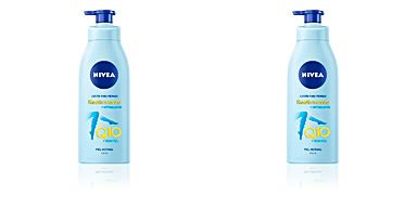 Q10+ MENTOL PIERNAS loción reafirmante y refrescante Nivea
