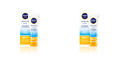 SUN FACIAL anti-manchas & anti-edad SPF50 Nivea