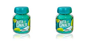 Dissolvant QUITAESMALTE ESPONJA ACETONA aroma melón Katai Nails