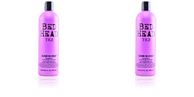 Conditioner for colored hair BED HEAD DUMB BLONDE reconstructor Tigi