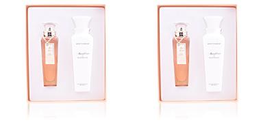 Adolfo Dominguez AGUA FRESCA DE ROSAS BLANCAS SET parfüm