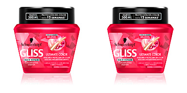 Hair mask GLISS ULTIMATE COLOR mascarilla Schwarzkopf