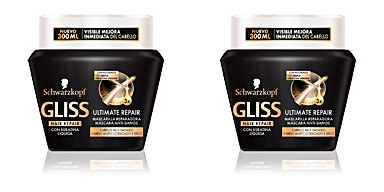 Hair mask for damaged hair GLISS ULTIMATE REPAIR mascarilla Schwarzkopf