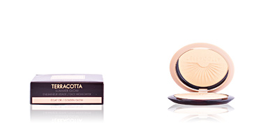 Highlighter makeup TERRACOTTA SUMMER GLOW enlumineur visage Guerlain