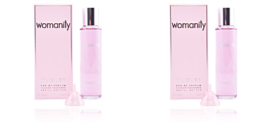 WOMANITY eau de parfum eco recharge Thierry Mugler