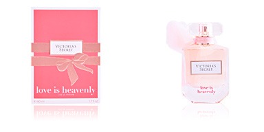 Victoria's Secret LOVE IS HEAVENLY perfume