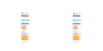 Faciales SENSITIVE ADVANCED anti-envejecimiento SPF50+ Delial