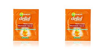BRONCEADO NATURAL toallitas autobronceadoras cara+cuerpo Delial