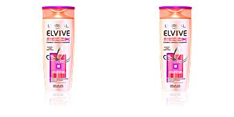 Keratin shampoo ELVIVE liso keratina champú perfeccionador L'Oréal París