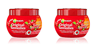 ORIGINAL REMEDIES mask argán y arándanos Fructis