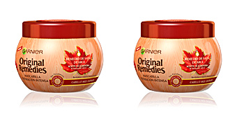 ORIGINAL REMEDIES mask savia de arce Fructis