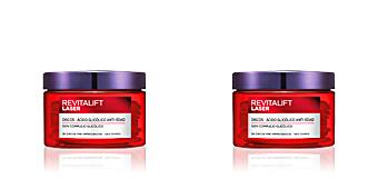 Anti blemish treatment cream REVITALIFT LASER X3 peel pads L'Oréal París