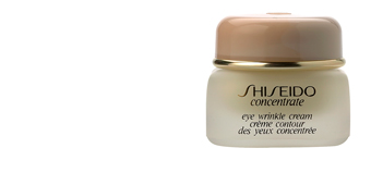 Anti ojeras y bolsas de ojos CONCENTRATE eye wrinkle cream Shiseido