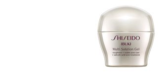 Anti redness treatment cream IBUKI multi solution gel Shiseido