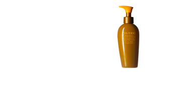 Body BRILLIANT BRONZE quick self-tanning gel Shiseido