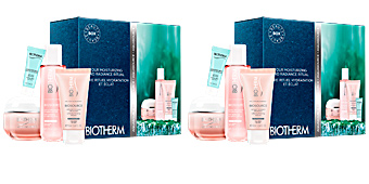 Cosmetic Set AQUASOURCE RICH CREAM VOORDELSET Biotherm
