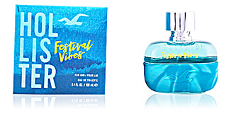 FESTIVAL VIBES FOR HIM eau de toilette spray Hollister