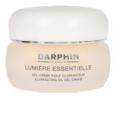 Dark circles, eye bags & under eyes cream LUMIERE ESSENTIÈLLE illuminating oil gel cream Darphin