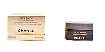 Tratamiento Facial Reafirmante SUBLIMAGE l'extrait de crème Chanel