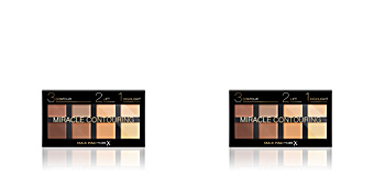 MIRACLE CONTOURING lift highlight palette Max Factor
