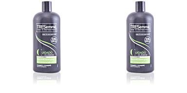 Shampoo hidratante TRESEMMÉ CUIDADO CLÁSICO champú Tresemme