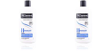 Après-shampooing démêlant HIDRATACIÓN INTENSA acondicionador Tresemme