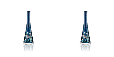 1 SECONDE nail polish #001-blu(e) ffing Bourjois