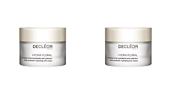 HYDRA FLORAL crème riche hydratante anti-pollution Decléor