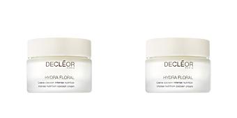 HYDRA FLORAL crème cocoon intense nutrition Decléor