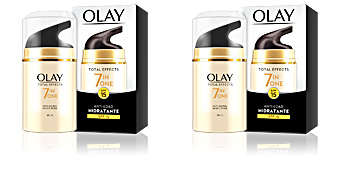 TOTAL EFFECTS anti-edad hidratante SPF15 Olay