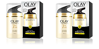 TOTAL EFFECTS anti-edad hidratante SPF30 Olay