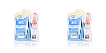 VELVET SMOOTH LIMA ELECTRICA UÑAS set Doctor Scholl
