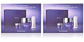 Cosmetic Set SENSAI CELLULAR PERFORMANCE SET Kanebo Sensai