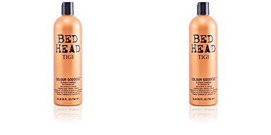 Conditioner for colored hair BED HEAD COLOUR GODDESS oil infused conditioner Tigi
