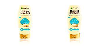 Hair repair conditioner ORIGINAL REMEDIES acondicionador elixir de argan Garnier