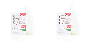 ALOE VERA SERUM FACIAL 7 EFECTOS set Babaria