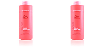 Acondicionador color  INVIGO COLOR BRILLIANCE conditioner fine hair Wella