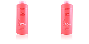 Champú color INVIGO BRILLIANCE shampoo fine hair Wella