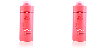 Shampoo proteçao de cor INVIGO COLOR BRILLIANCE shampoo coarse hair Wella