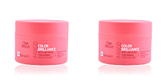 Mascarilla para el pelo INVIGO COLOR BRILLIANCE mask fine hair Wella