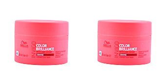 Mascarilla para el pelo INVIGO COLOR BRILLIANCE mask coarse hair Wella