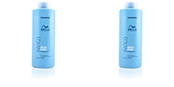 Shampooing purifiant INVIGO AQUA PURE purifying shampoo Wella
