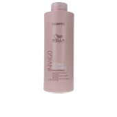 Champú color INVIGO BLONDE RECHARGE color refreshing shampoo Wella