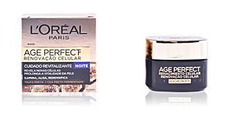 AGE PERFECT RENACIMIENTO CELULAR crema noche L'Oréal